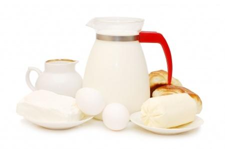 roomboter, eieren en cholesterol