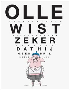 Leuk kinderboek over het (niet) dragen van een bril