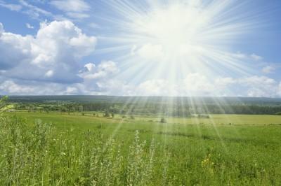 Bewustzijn en de zon
