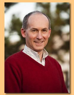 Peter Grunwald, de schrijver van Eyebody