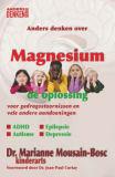 magnesium de oplossing!