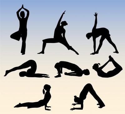 Inslapen door yoga