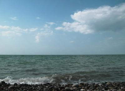 Ontspanning en zee