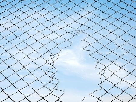 Vrijheid zien in de gevangenis